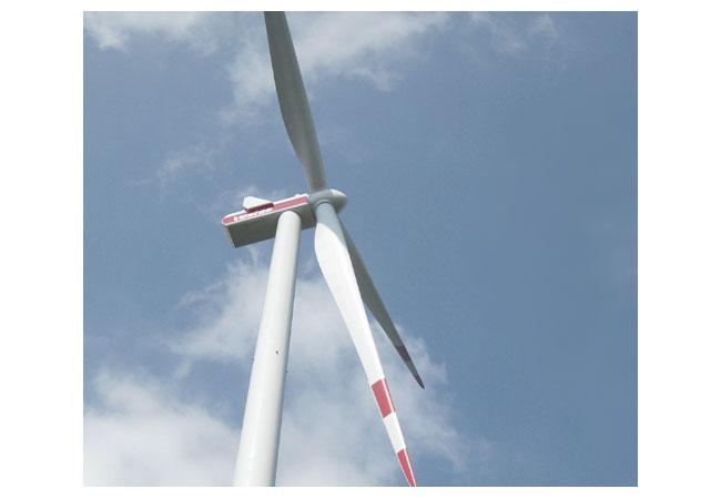 Vestas Windanlage / Pressebild