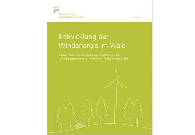 Flyer: Volksbegehren zur Windkraft: