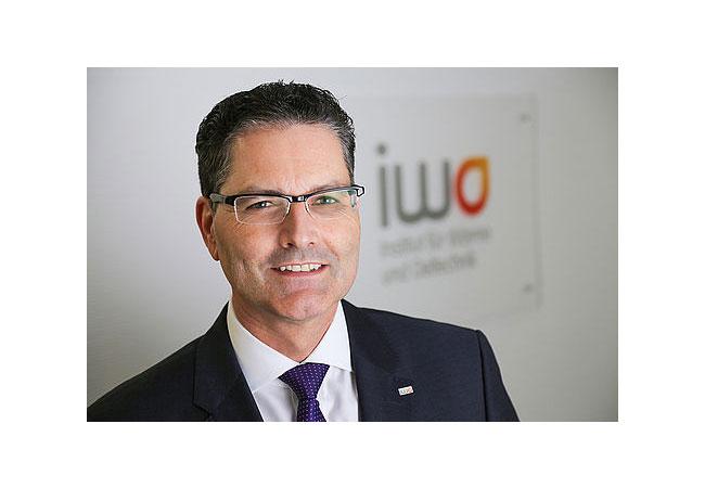 Pressebild: IWO-Geschäftsführer Adrian Willig