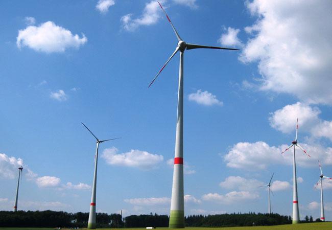 Windpark Kappel, Deutschland / Pressebild