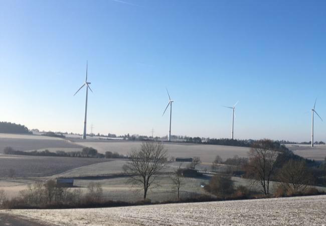 Windpark Schimmendorf / © GP JOULE