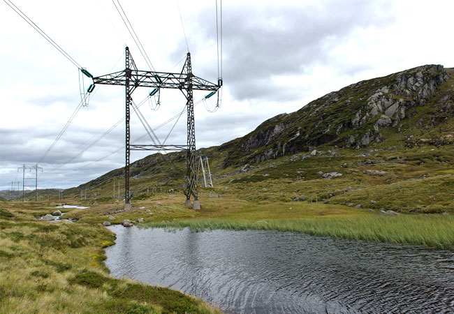 ABB hat vom norwegischen Übertragungsnetzbetreiber Statnett einen Auftrag in Höhe von rund 30 Millionen US-Dollar für zwei Umspannwerke / Pressebild: ABB