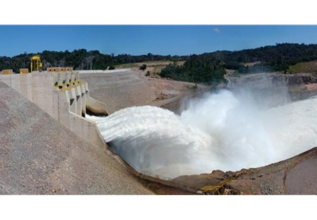 Photos Attachments Central hidroeléctrica Teles Pires, Brasil / Pressebild: IBERDROLA