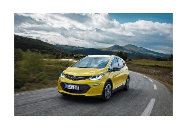 Opel Ampera-e: Der Reichweiten-Champion / Pressebild