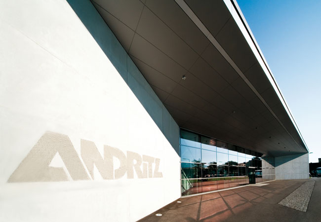ANDRITZ headquarters, Graz, Austria