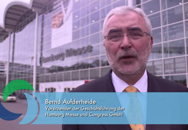 WindEnergy Hamburg - the global on- and offshore expo / Videobild
