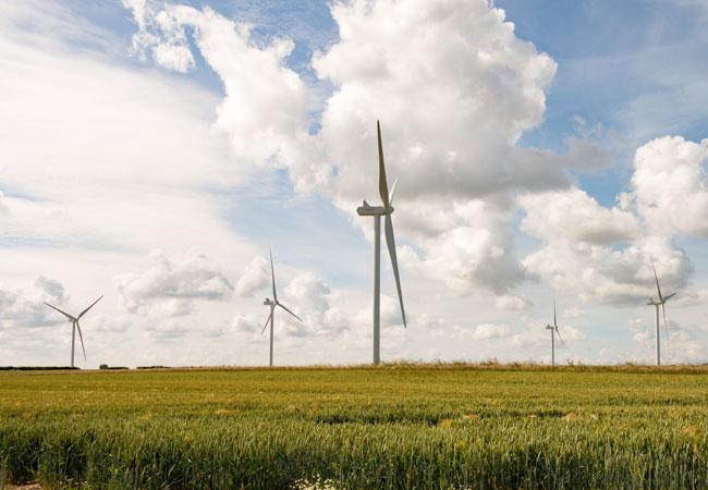 BayWa r.e. meldet Inbetriebnahme von 29.7 MW Fraisthorpe Wind Farm in UK / Pressebild