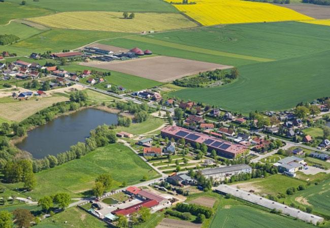 Energie-Kommune des Monats: Erneuerbare Wärme macht Bioenergiedorf unabhängiger / Pressebild