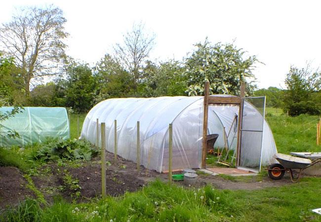 Ökologischer Landbau auf Wachstumskurs: Zahlreiche Betriebe stellen um / Foto: HB