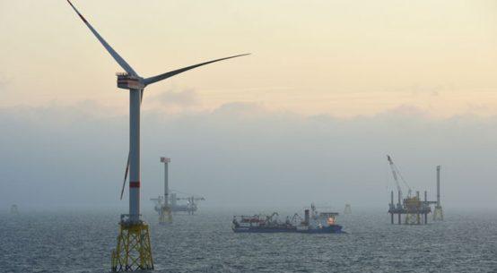 Senvion wins Offshore Order over 203 Megawatts for Trianel Borkum II / Pressebild