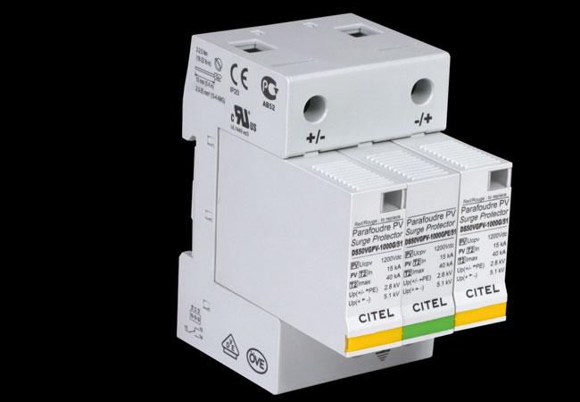 Pressebild: Citel Electronics GmbH