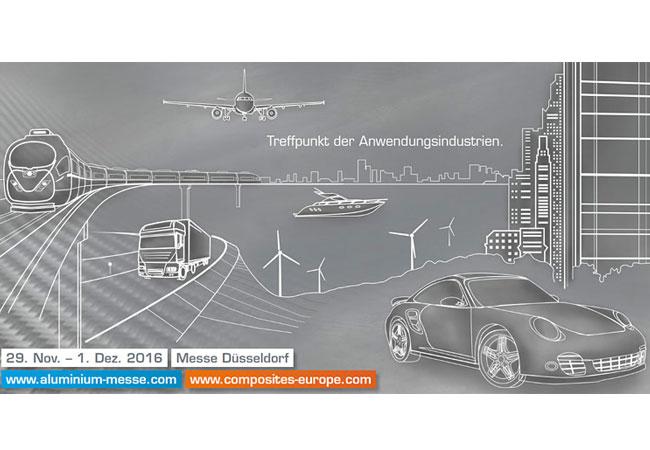 Strategietag Leichtbau: am 29. November in Düsseldorf / Pressebild
