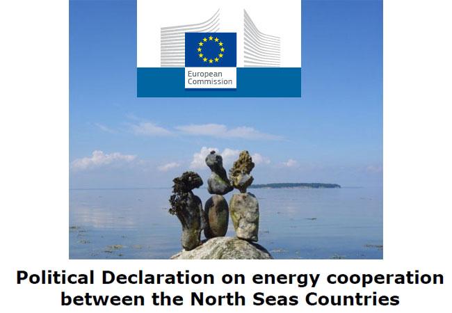 Nordsee-Länder einigen sich über engere Zusammenarbeit für Offshore-Windenergie / Bild: HB