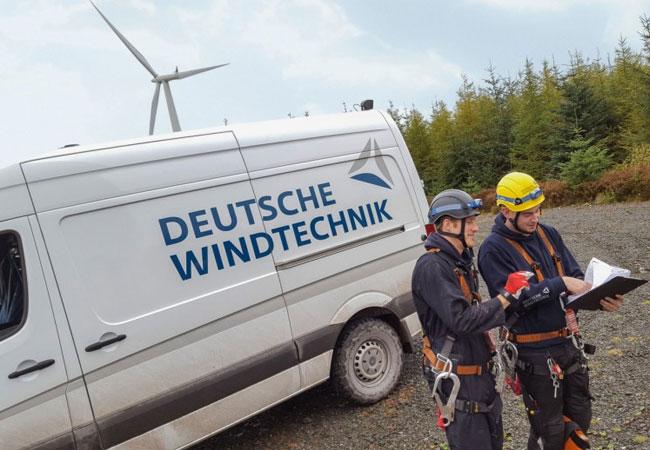 Pressebild: Sicher, hochwertig und umweltgerecht: Deutsche Windtechnik besteht Zertifizierungsaudits in Großbritannien