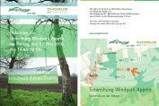 Einweihung des Windparks Appeln am 27. Mai 2016