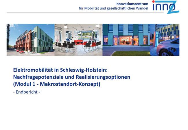 Elektromobilität in Schleswig-Holstein: