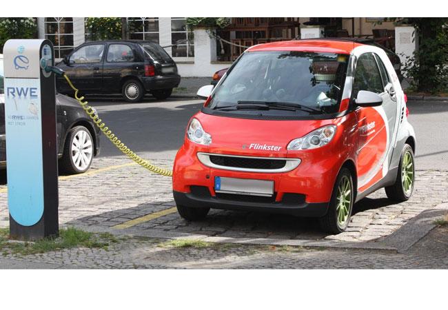 Pressebild: E-Mobilität / Quelle: DLR