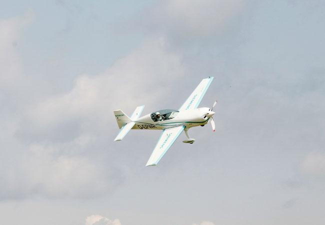 Erfolgreicher Jungfernflug: Erstmals fliegt ein Flugzeug der Zertifizierungs-Kategorie CS23 mit Permit-to-Fly rein-elektrisch. Der Siemens-Motor hat eine Leistung von 260 Kilowatt und ein Gewicht von nur 50 Kilogramm – damit verfügt er über ein Rekord-Leistungsgewicht. / Pressebild: Siemens