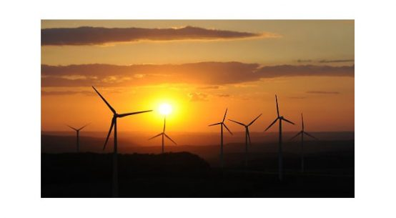 Pressebild: EnBW Windpark Haupersweiler