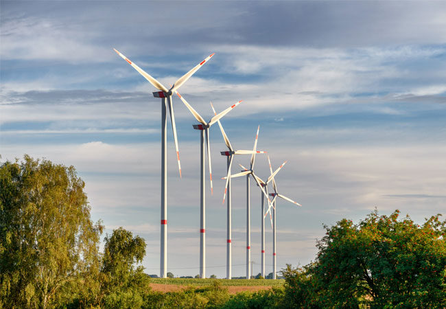 eno energy liefert erneut sechs eno 114 Windanlagen mit 21 MW / Pressebild