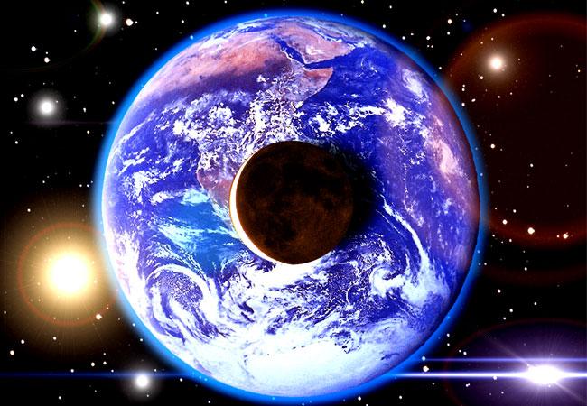 Erdüberlastungstag / Bild: NASA / Grafik: HB