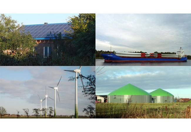Erneuerbare Energien / Fotos: HB