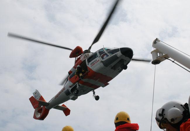Die Northern HeliCopter GmbH mit Sitz in Emden beschäftigt rund 50 Mitarbeiter und operiert mit vier Hubschraubern / Pressebild