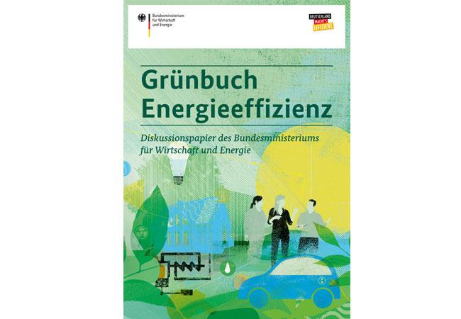 Grünbuch: Diskussionspapier des Bundesministeriums für Wirtschaft und Energie