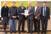 Windwärts erhält EMAS-Zertifikat für Umweltmanagement.