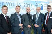 HUSUM Wind und die Messepartner 2017 / Pressebild
