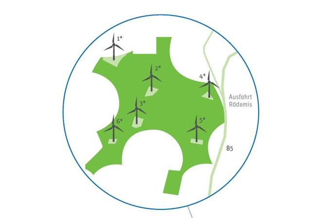 Pressebild: Nordfrieslands Windmesse-Schaufenster wächst