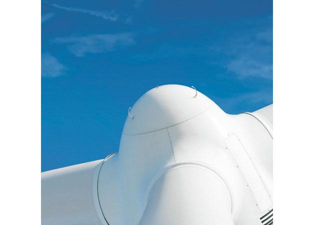mit dem iSpin Guardian Prinzip von ROMO Wind können Betreiber die Leistung jeder einzelnen Anlage eines Windparks jederzeit überwachen für aktives Performance Management – unabhängig von den Standortbedingungen