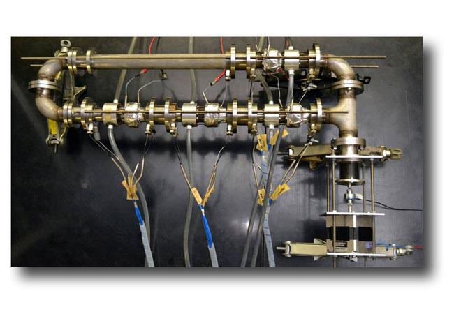 Thermoakustischer Doppelwellen-Kühlschrank / Pressebild
