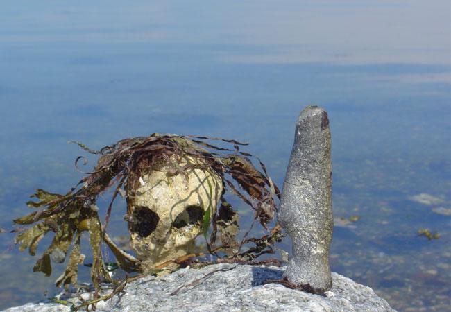 Die Verschmutzung von Nord- und Ostsee durch Schwerölrückstände ist seit Anfang 2015 deutlich zurückgegangen / Foto: HB
