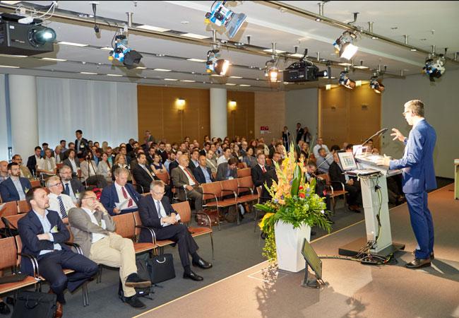 Conference - Dr. Michael Fraas, Wirtschaftsreferent, Stadt Nuernberg, Urheber: Nuernberg Messe / Thomas Geiger
