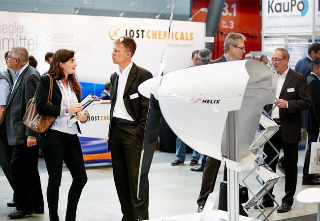Foto: Fokustag Windenergie, Credit: Behrendt und Rausch / Composites Europe