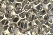 Offenporige Metallschäume können in Wärmeübertragern, Konvektoren oder Kühlern zum Einsatz kommen. (© Fraunhofer IFAM Dresden)