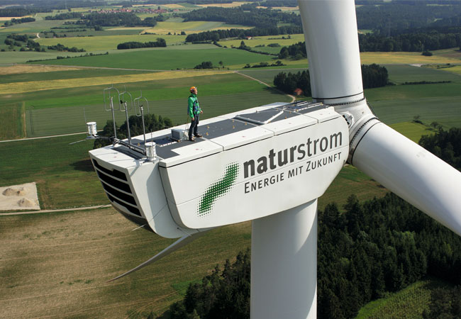 Pressebild: Naturstrom