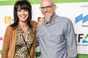 NENA und Thomas D Zwei der wichtigsten Akteure der deutschen Popmusik engagieren sich für einen grünen Lifestyle und eine nachhaltige Zukunft. / Pressebild