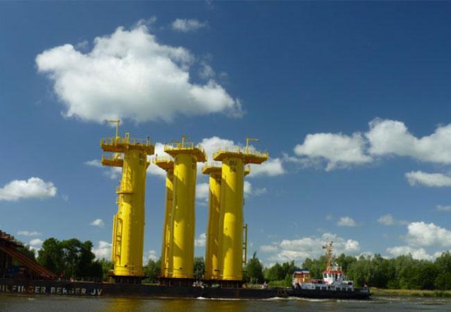 Offshore-Industrie - Haben Offshore-Windparks eine Zukunft? / Foto: HB