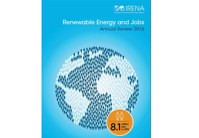 Renewable Energy and Jobs