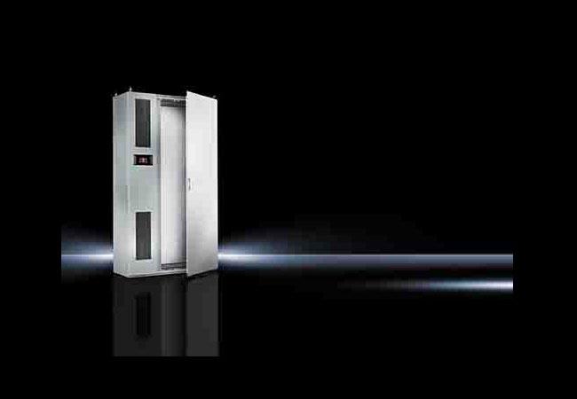 Schaltschrank wird zum Kühlschrank / Pressebild