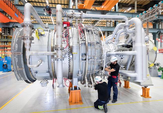 Pressefoto: Siemens
