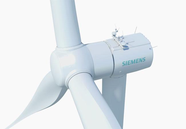 ie neue Low-Noise-Windenergieanlage SWT-3.3-130LN arbeitet um fast zwei Dezibel leiser als ihr Vorgängermodell. / Pressebild