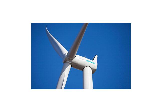 Siemens wird 16 direkt angetriebene Windturbinen für das 50 MW Windkraftwerk in Japan liefern. / Pressebild