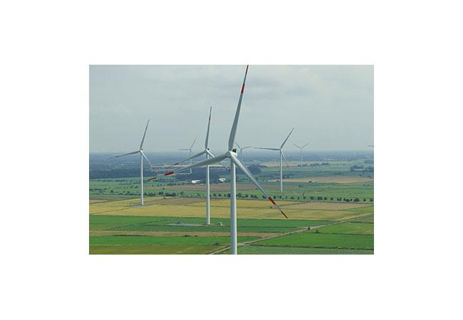 Weitere 28 getriebelose Windenergieanlagen wie die abgebildete SWT-3.0-113 installiert Siemens in fünf Projekten in Niedersachen und Schleswig-Holstein.