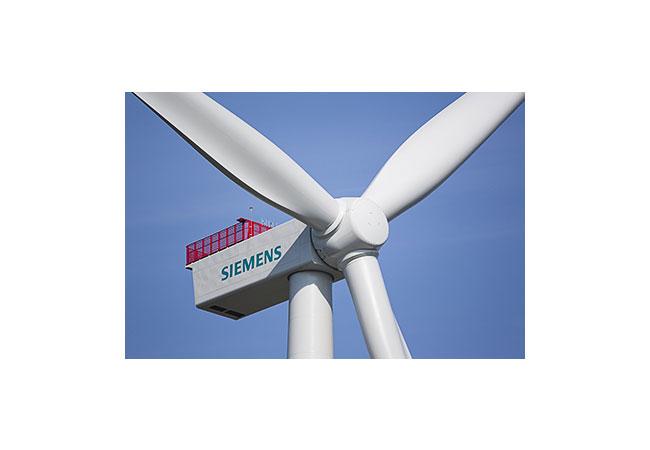 Pressebild: Siemens-Offshore
