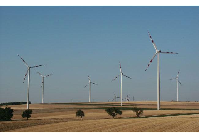 Pressebild: Windkraft Simonsfeld AG