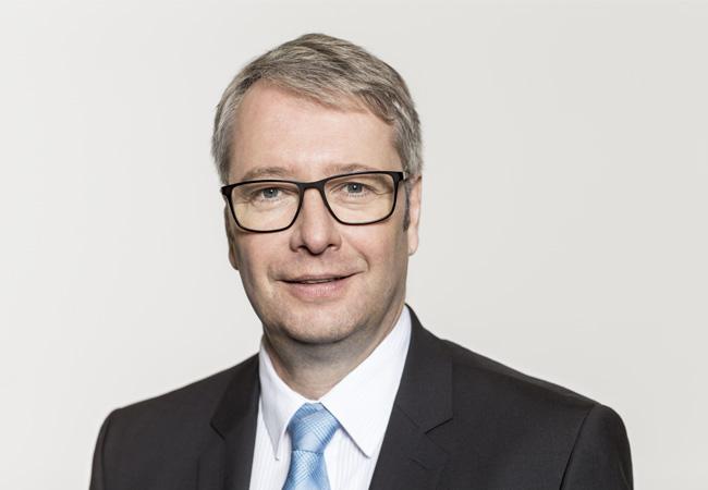 Dr. Stefan Sommer, ZF-Vorstandsvorsitzender / Pressebild