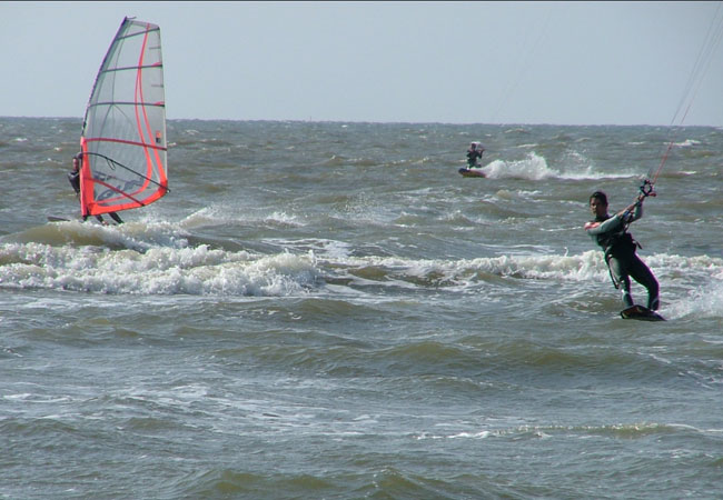 Sylt-Surfer / Foto: HB